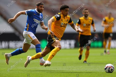 Editorial photo of Soccer Premier League, Wolverhampton, United Kingdom - 09 May 2021