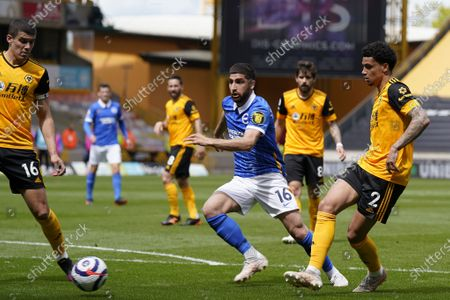 Editorial picture of Wolverhampton Wanderers vs Brighton Hove Albion, United Kingdom - 09 May 2021