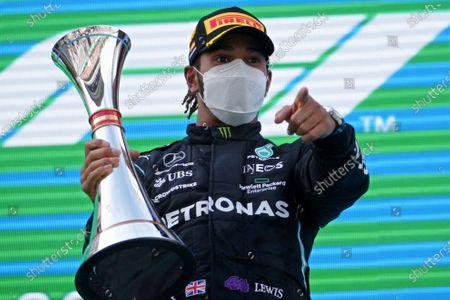 2021 F1 Spanish Grand Prix, Race