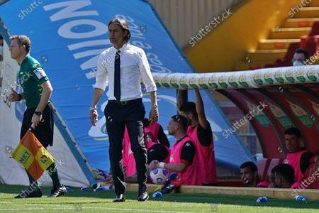 Editorial picture of Benevento Calcio v Cagliari Calcio, Italian football Serie A match, Benevento, Italy - 09 May 2021