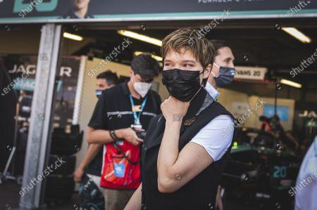 Editorial image of Formula E, Monaco E-Prix, Monaco, France - 08 May 2021