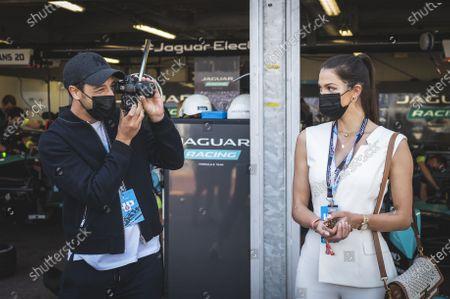 Editorial photo of Formula E, Monaco E-Prix, Monaco, France - 08 May 2021