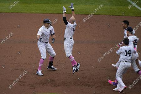 Editorial image of Nationals Yankees Baseball, New York, United States - 09 May 2021