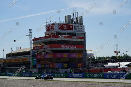 Fernando Alonso (ESP #14), Alpine F1 Team