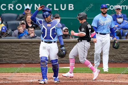 Editorial picture of White Sox Royals Baseball, Kansas City, United States - 09 May 2021