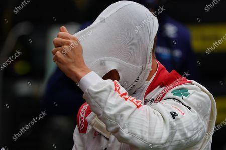 Kimi Raikkonen (END #7), Alfa Romeo Racing Orlen