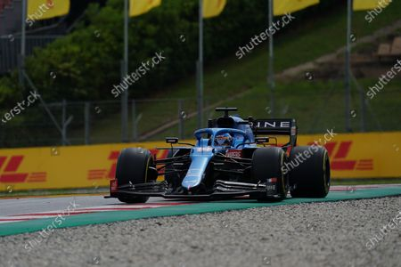 Editorial image of F1 Aramco Grand Prix of Spain 2021, Barcelona, Spain - 09 May 2021