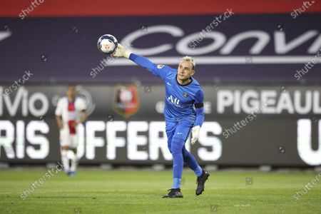 Editorial image of Soccer League One, Rennes, France - 09 May 2021
