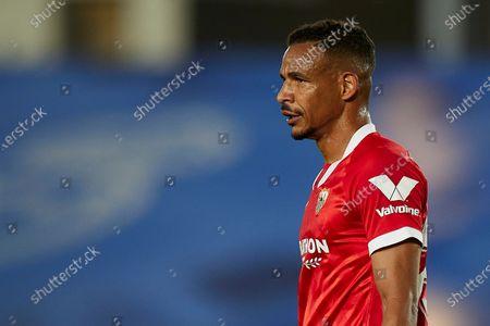 Stock Picture of Fernando Reges of Sevilla FC