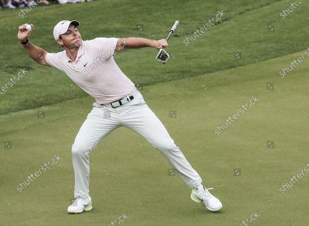 Editorial photo of Wells Fargo Championship golf tournament, Charlotte, USA - 09 May 2021