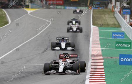 Editorial image of Formula 1 Championship, Aramco Gran Premio De Espana 2021, Barcelona, Spain - 09 May 2021