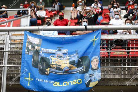 Editorial picture of Formula 1 Championship, Aramco Gran Premio De Espana 2021, Barcelona, Spain - 09 May 2021