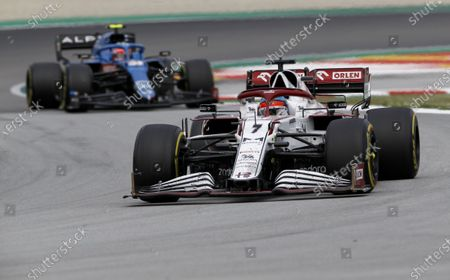 Editorial photo of Formula 1 Championship, Aramco Gran Premio De Espana 2021, Barcelona, Spain - 09 May 2021