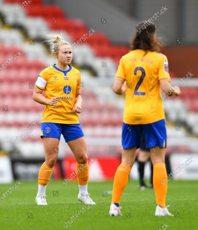 Izzy Christiansen (C) (8 Everton)