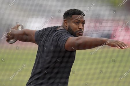 Editorial picture of USATF Golden Games, Walnut, United States - 09 May 2021