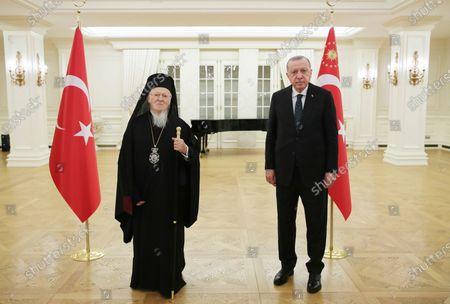 Editorial photo of Erdogan Religion, Ankara, Turkey - 05 May 2021