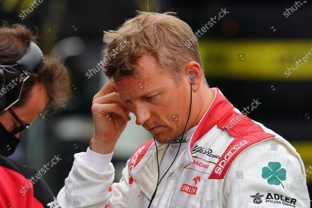 Kimi Raikkonen (FIN #7), Alfa Romeo Racing ORLEN