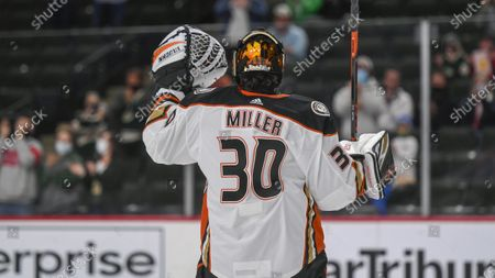 Editorial picture of Ducks Wild Hockey, St. Paul, United States - 08 May 2021