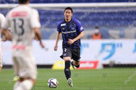 Editorial image of 2021 J1 - Gamba Osaka vs Kawasaki Frontale, - 08 May 2021