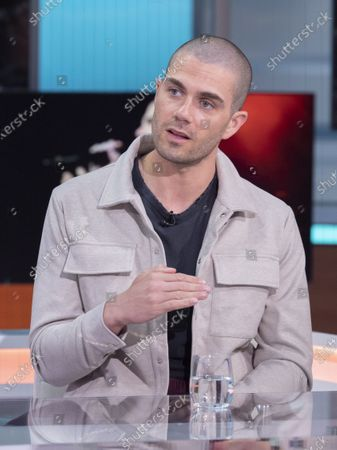 Stock Photo of Max George