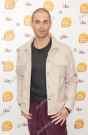 Stock Image of Max George