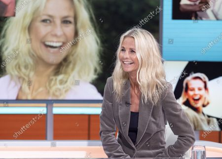 Editorial photo of 'Good Morning Britain' TV Show, London, UK - 10 May 2021