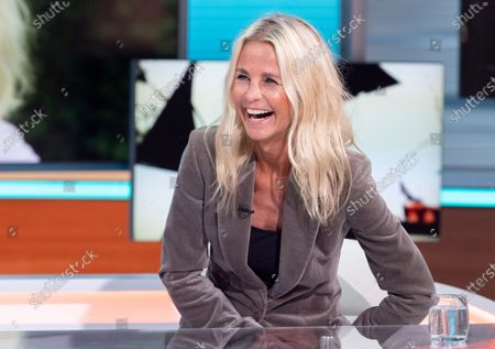 Stock Picture of Ulrika Jonsson