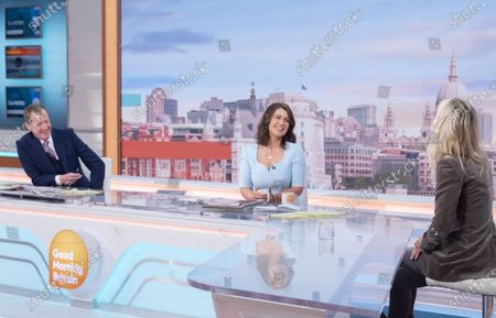 Editorial image of 'Good Morning Britain' TV Show, London, UK - 10 May 2021
