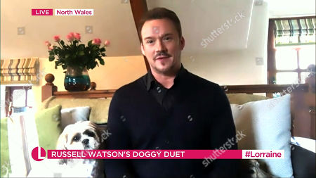 Stock Image of Russell Watson