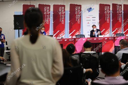 Editorial photo of Ready Steady Tokyo Athletics, Tokyo, Japan - 09 May 2021