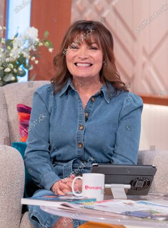 Editorial image of 'Lorraine' TV Show, London, UK - 10 May 2021