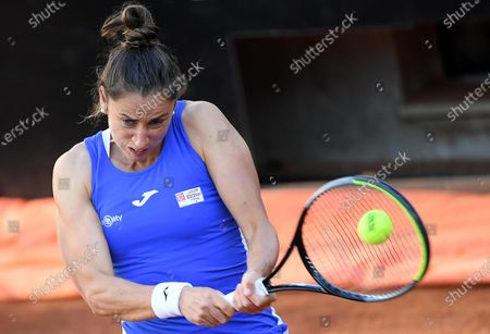 Editorial picture of Italian Open tennis tournament in Rome, Italy - 10 May 2021