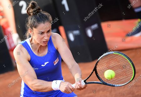 Editorial image of Italian Open tennis tournament in Rome, Italy - 10 May 2021