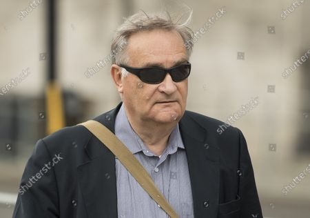 Former Labour Party chief whip NICK BROWN MP is seen in Westminster. Labour Party Leader Sir Keir Starmer is expected to reshuffle his Shadow Cabinet after a series of disappointing results in elections last week.
