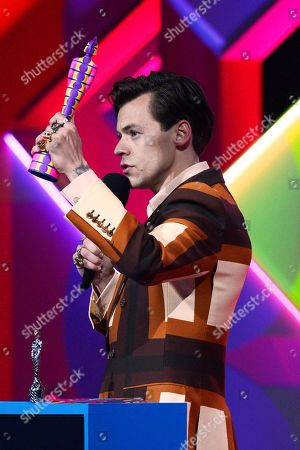 Harry Styles - British single - Watermelon Sugar