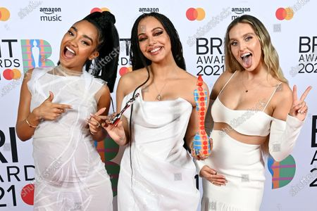 Little Mix - Leigh-Anne Pinnock, Jade Thirlwall and Perrie Edwards