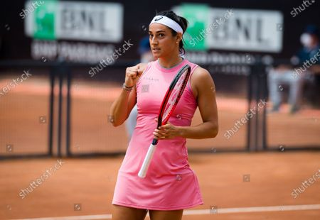 Editorial picture of Italian Open, Tennis, Foro Italico, Rome, Italy - 11 May 2021