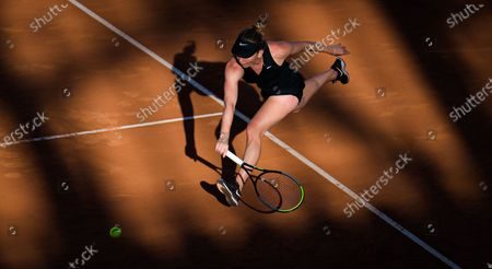 Editorial picture of Italian Open, Tennis, Foro Italico, Rome, Italy - 12 May 2021