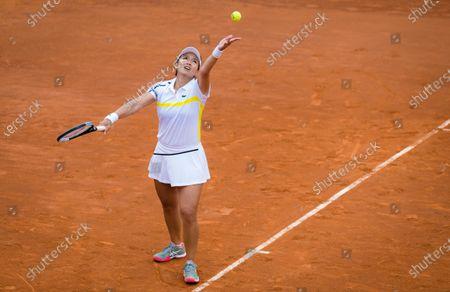 Editorial photo of Italian Open, Tennis, Foro Italico, Rome, Italy - 14 May 2021