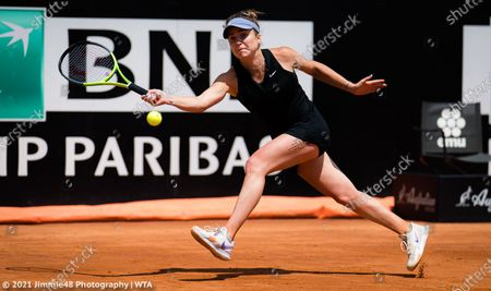 Editorial picture of Italian Open, Tennis, Foro Italico, Rome, Italy - 15 May 2021
