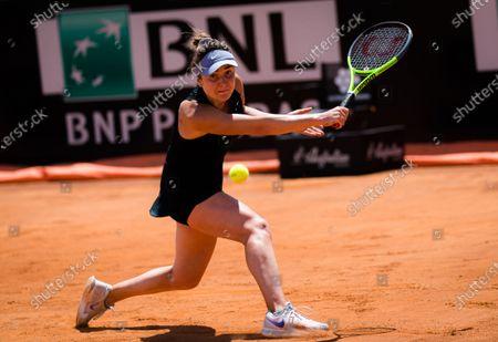 Editorial image of Italian Open, Tennis, Foro Italico, Rome, Italy - 15 May 2021