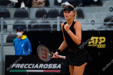 Editorial image of Italian Open, Tennis, Foro Italico, Rome, Italy - 16 May 2021