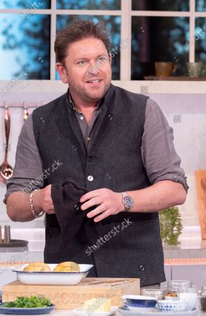 Stock Image of James Martin