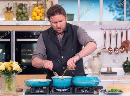 Stock Picture of James Martin