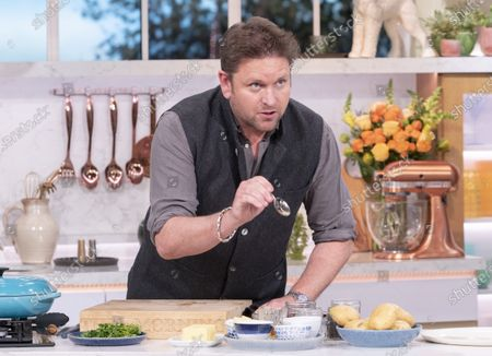 Stock Photo of James Martin