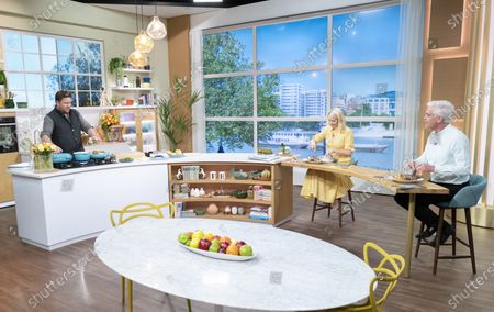 Editorial image of 'This Morning' TV Show, London, UK - 10 May 2021