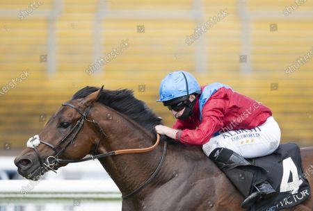 Bay Bridge and Ryan Moore win the London Gold Cup