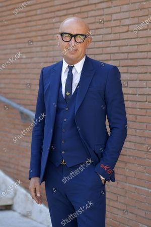 Stock Photo of Marco Bizzarri, CEO of Gucci