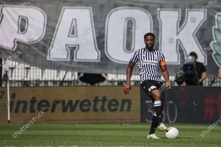 Editorial picture of PAOK v Aris - Playoff Super League Greece, Thessaloniki - 09 May 2021
