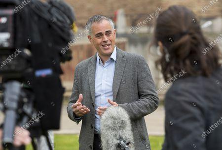 Editorial photo of Bristol Green Party celebrates Council wins, Bristol, UK - 10 May 2021